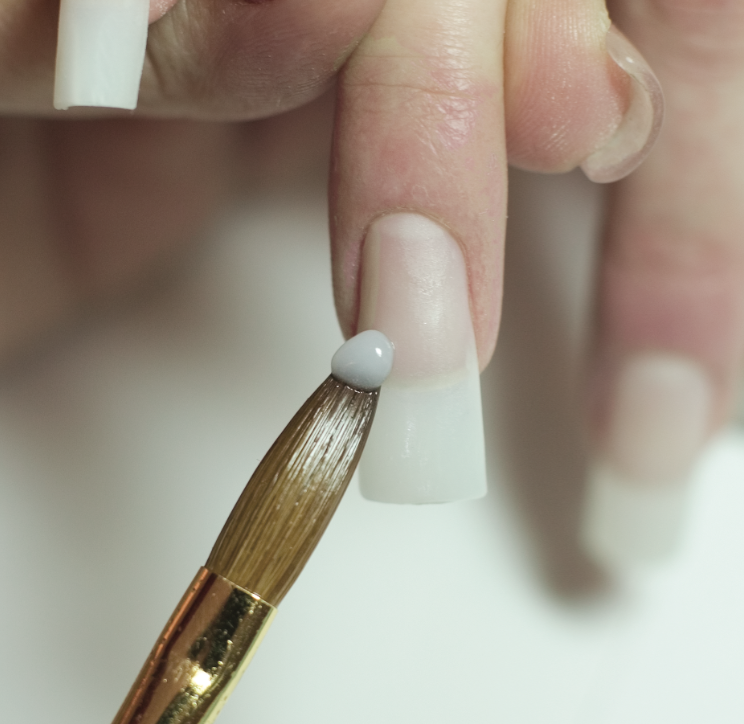 How To Size and Apply Nail Tip Types