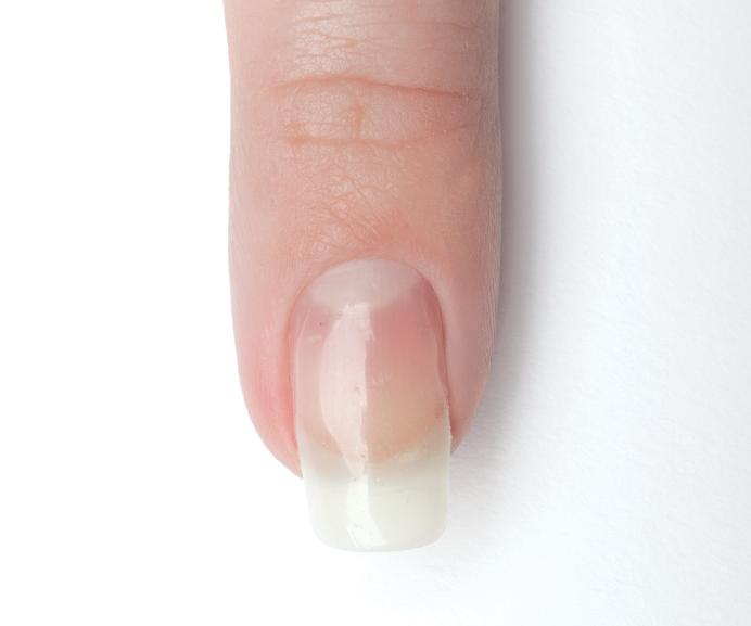 natural nail repair