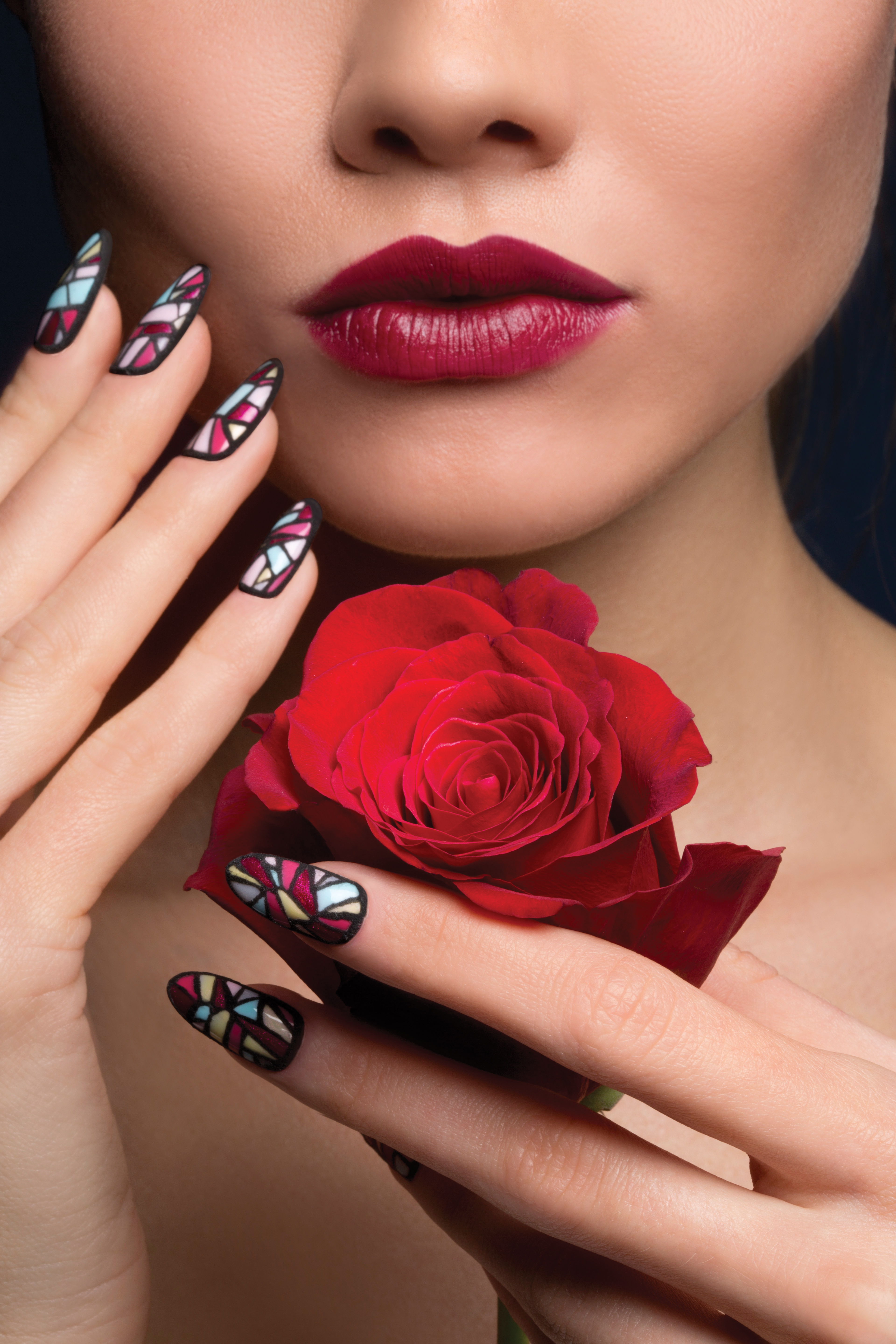 A Love Story: Spring Nails Inspired by Beauty And The Beast