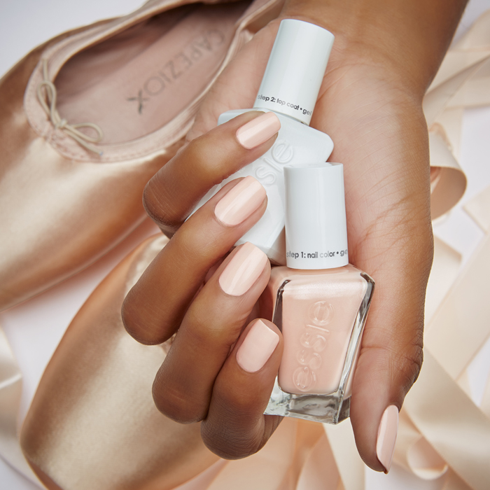 Gel Couture Ballet Nudes Collection By Essie