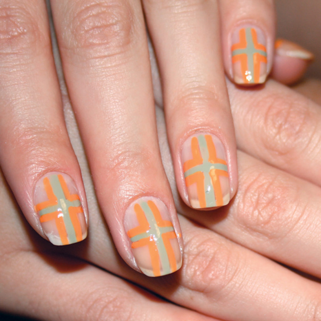 From The Runway: Spring Fashion\'s Top Nail Trends Of NYFW