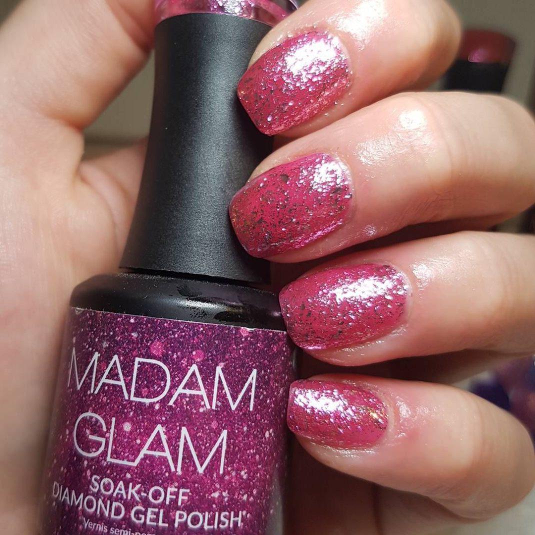 Madam Glam Diamond Barbie Bliss