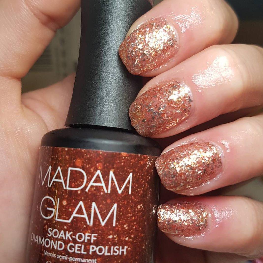 Madam Glam Diamond Berry girl