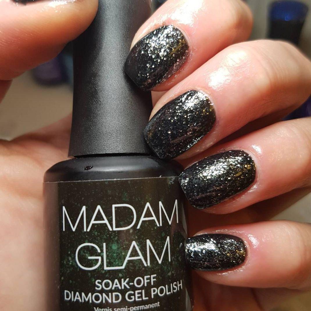 Madam Glam Diamond Black Vista