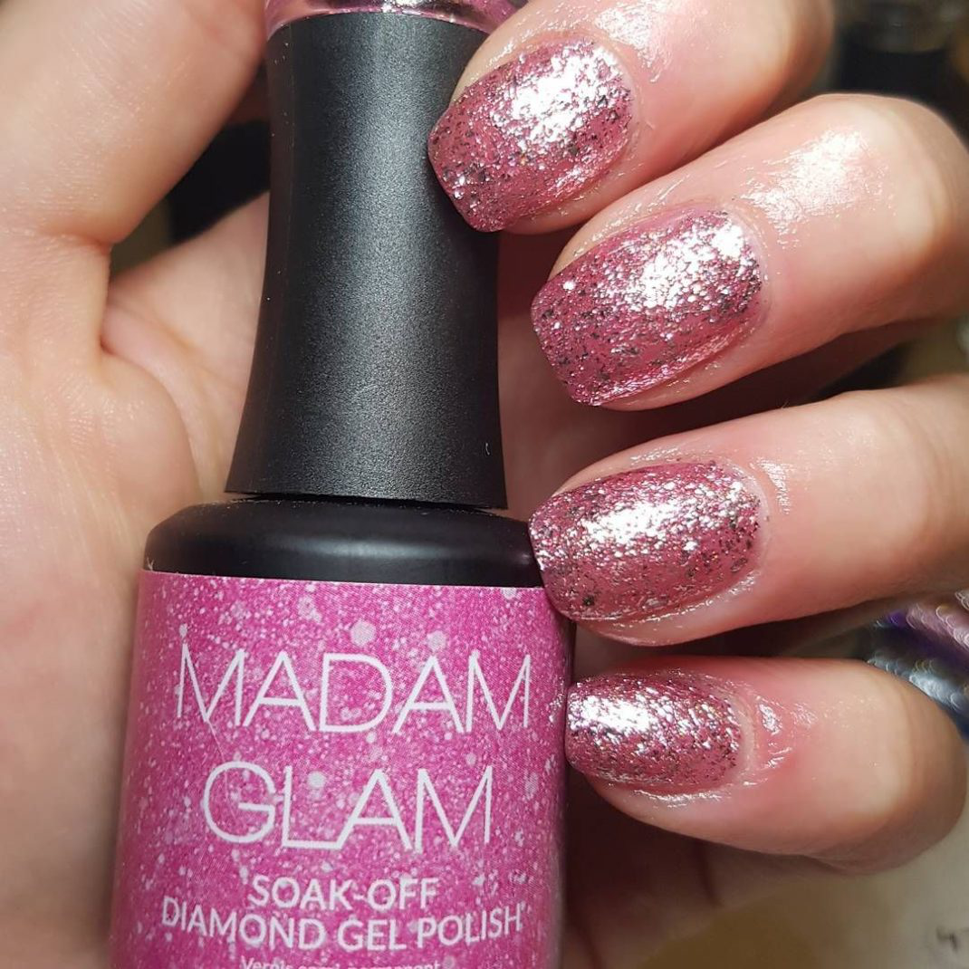 Madam Glam Diamond Lavender Honey