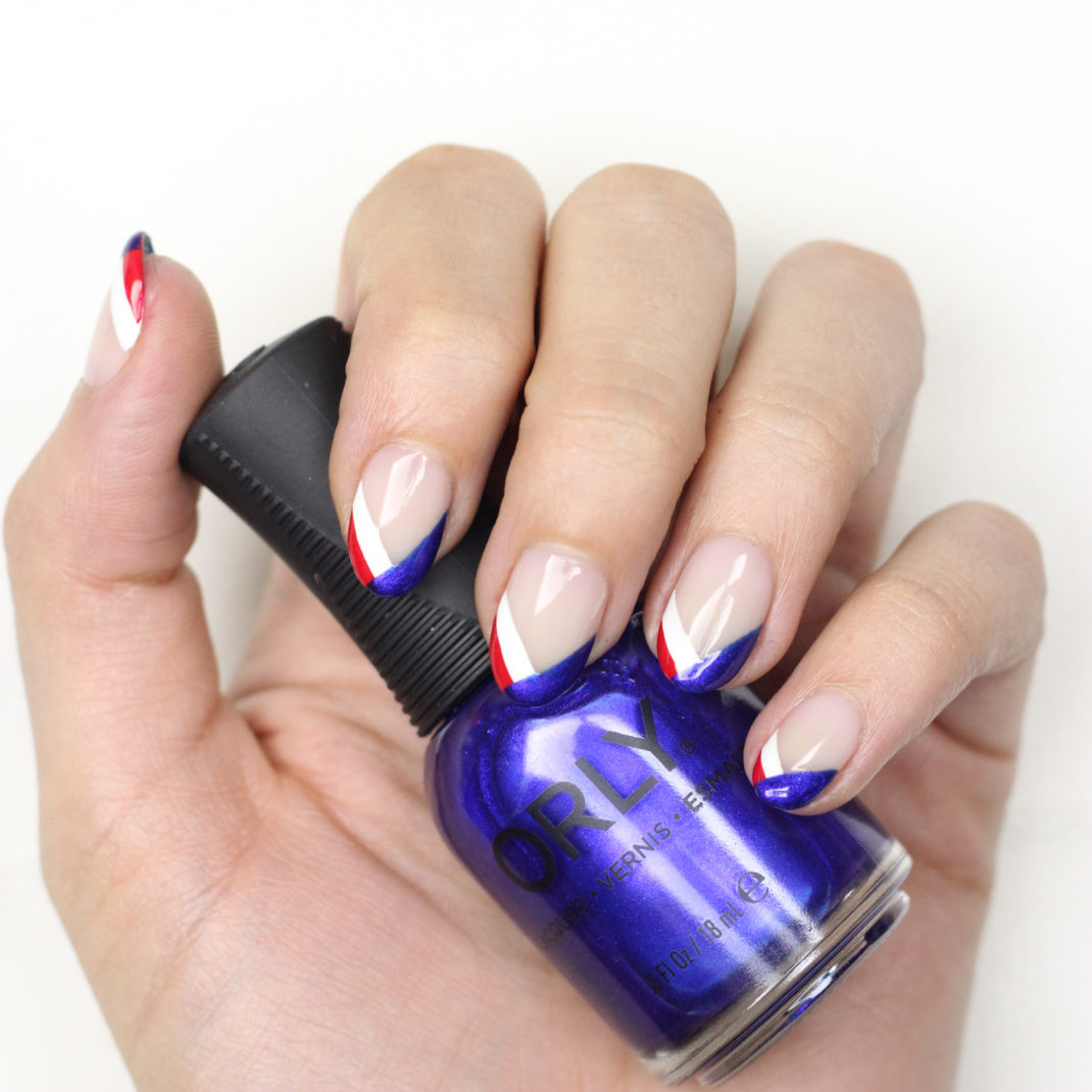 Memorial Day Nails Orly