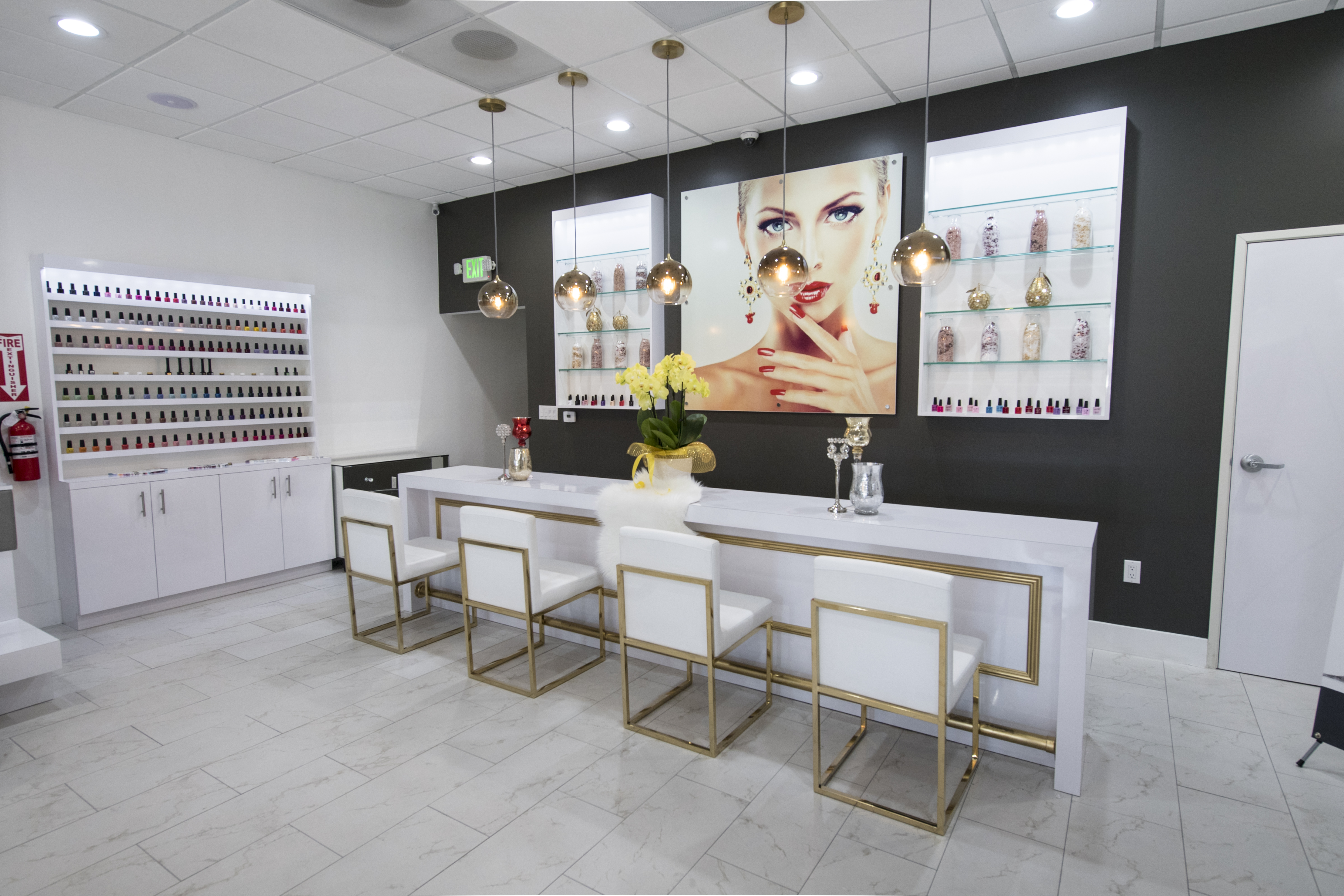 Studio 18 Nail Bar Provides Luxury Pedicures