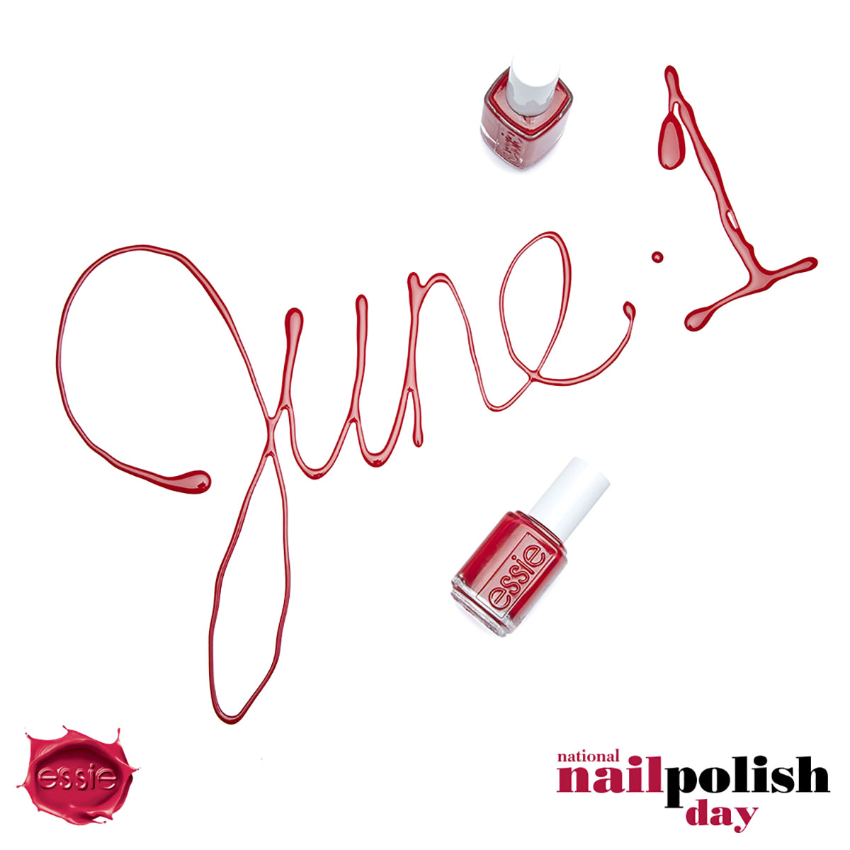 Celebrate National Nail Polish Day By Showing Your Essie Love Story