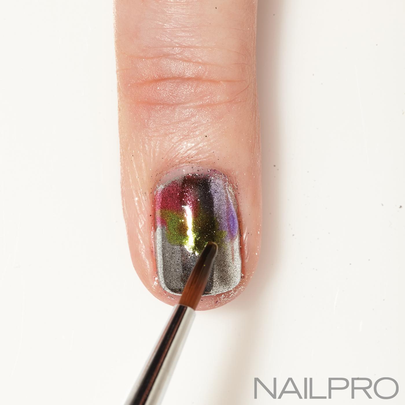 wildflowers nail academy glass gel