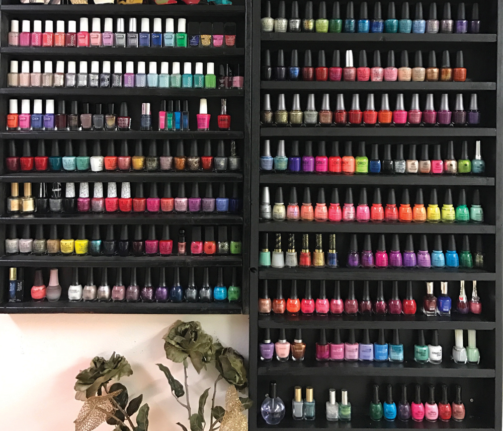 On Display: 11 Ways to Organize Nail Polish in the Salon