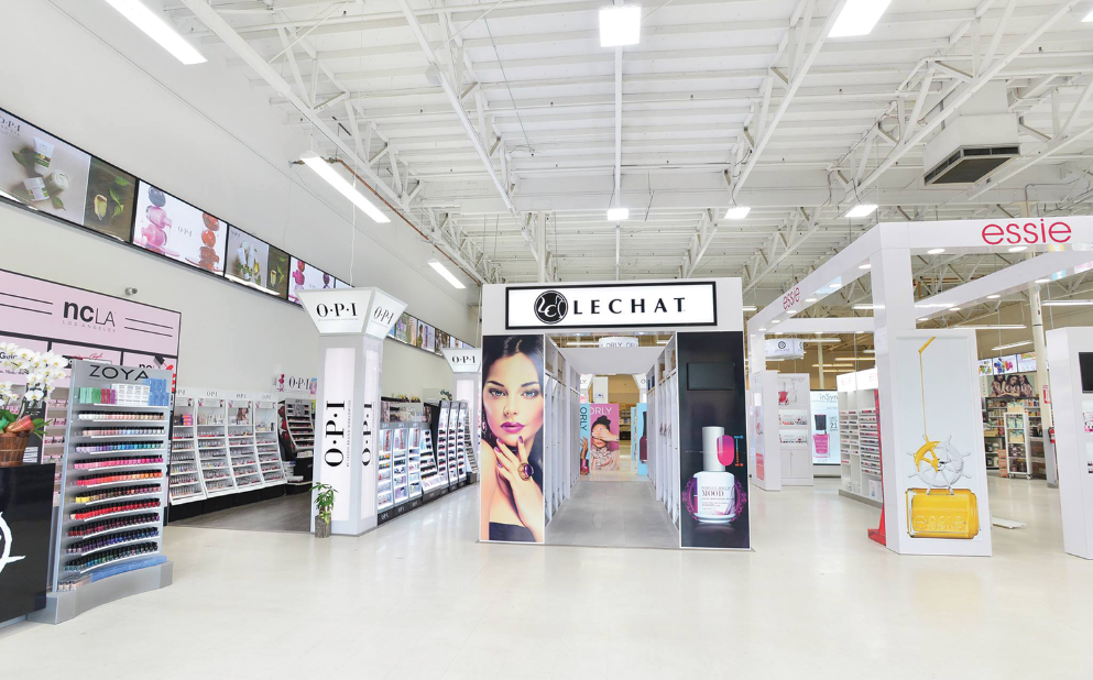 Nail Supply Store Beauty20Group Opens For Business
