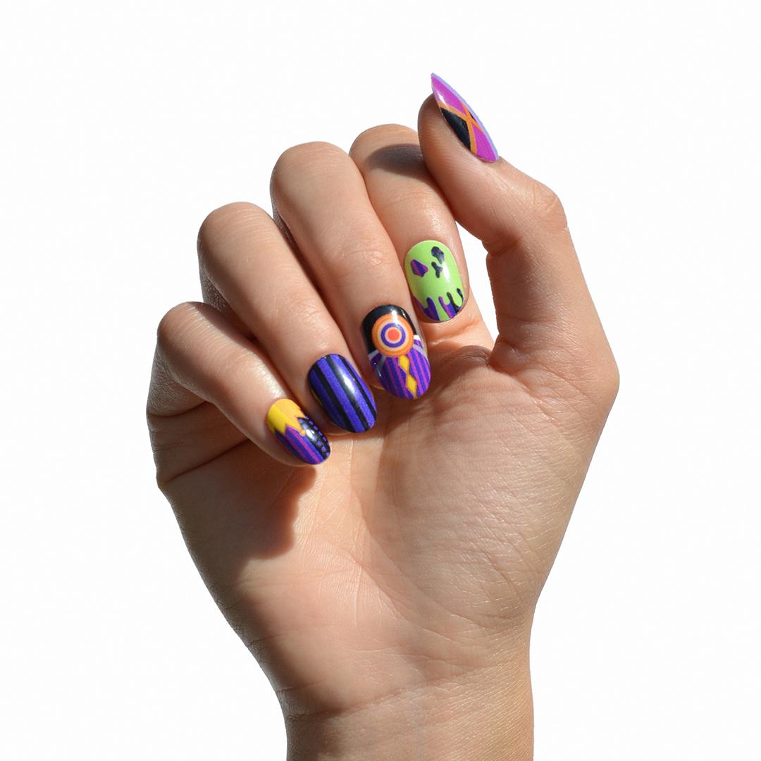 Disney nail wraps