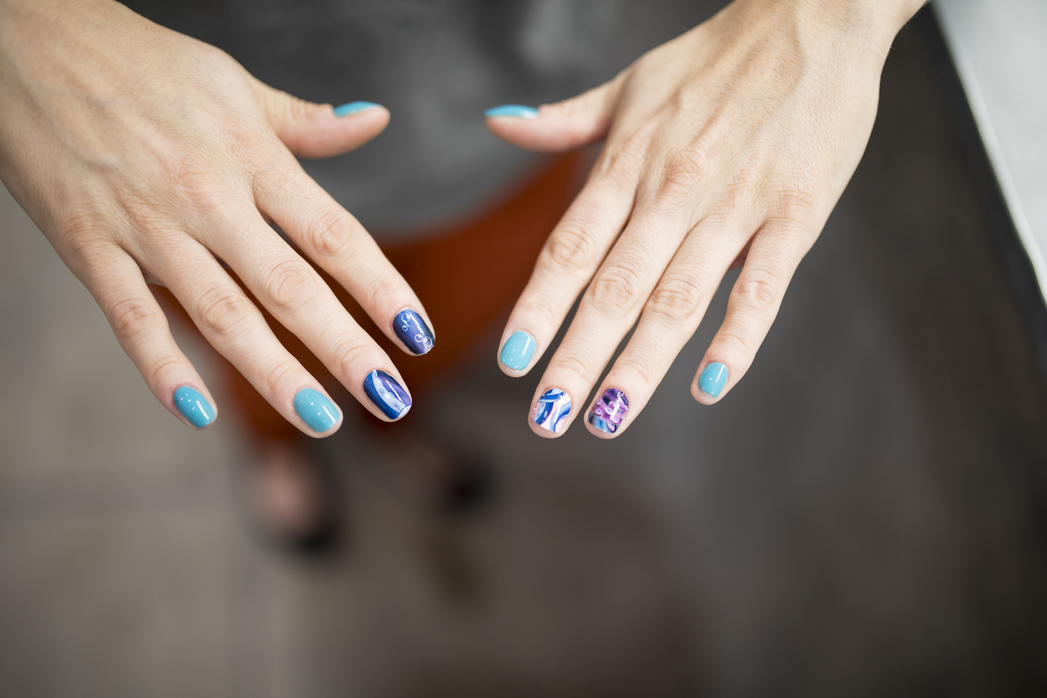 Finished Manicure