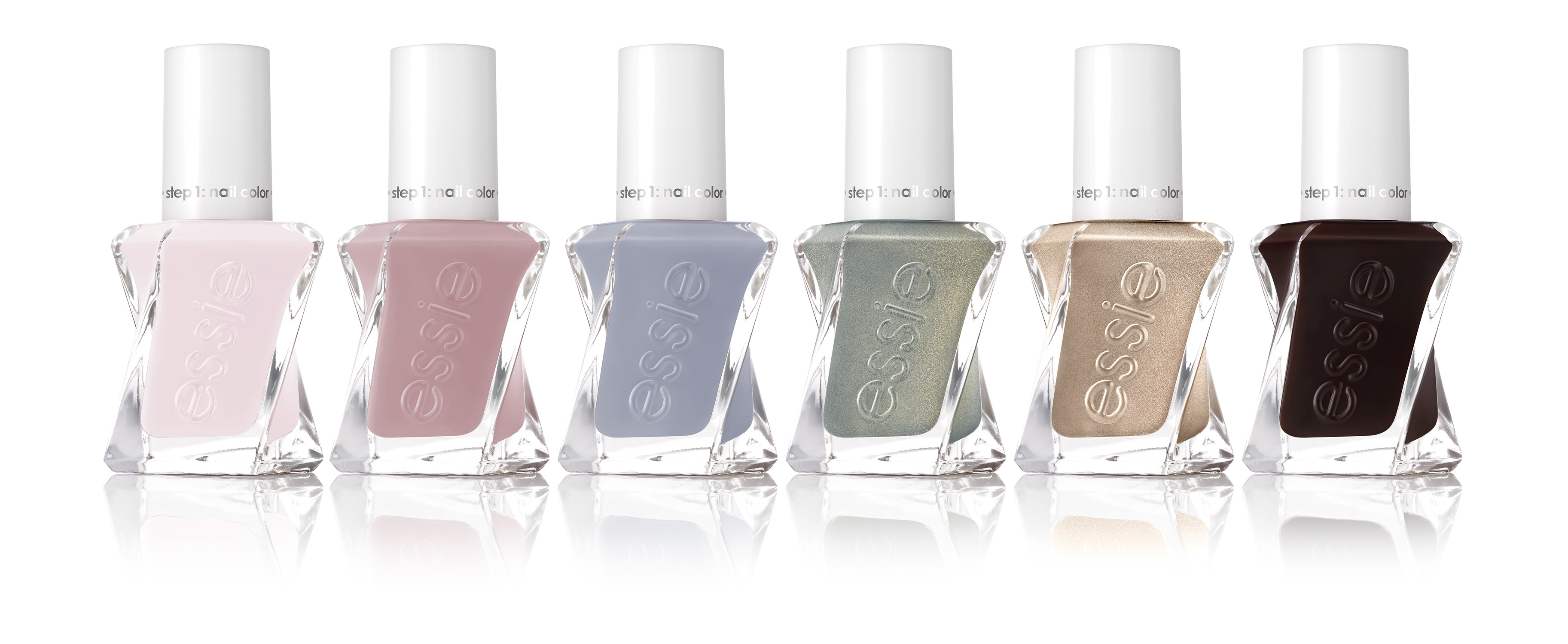 Fairytales Come to Life with Essie Gel Couture Enchanted Collection
