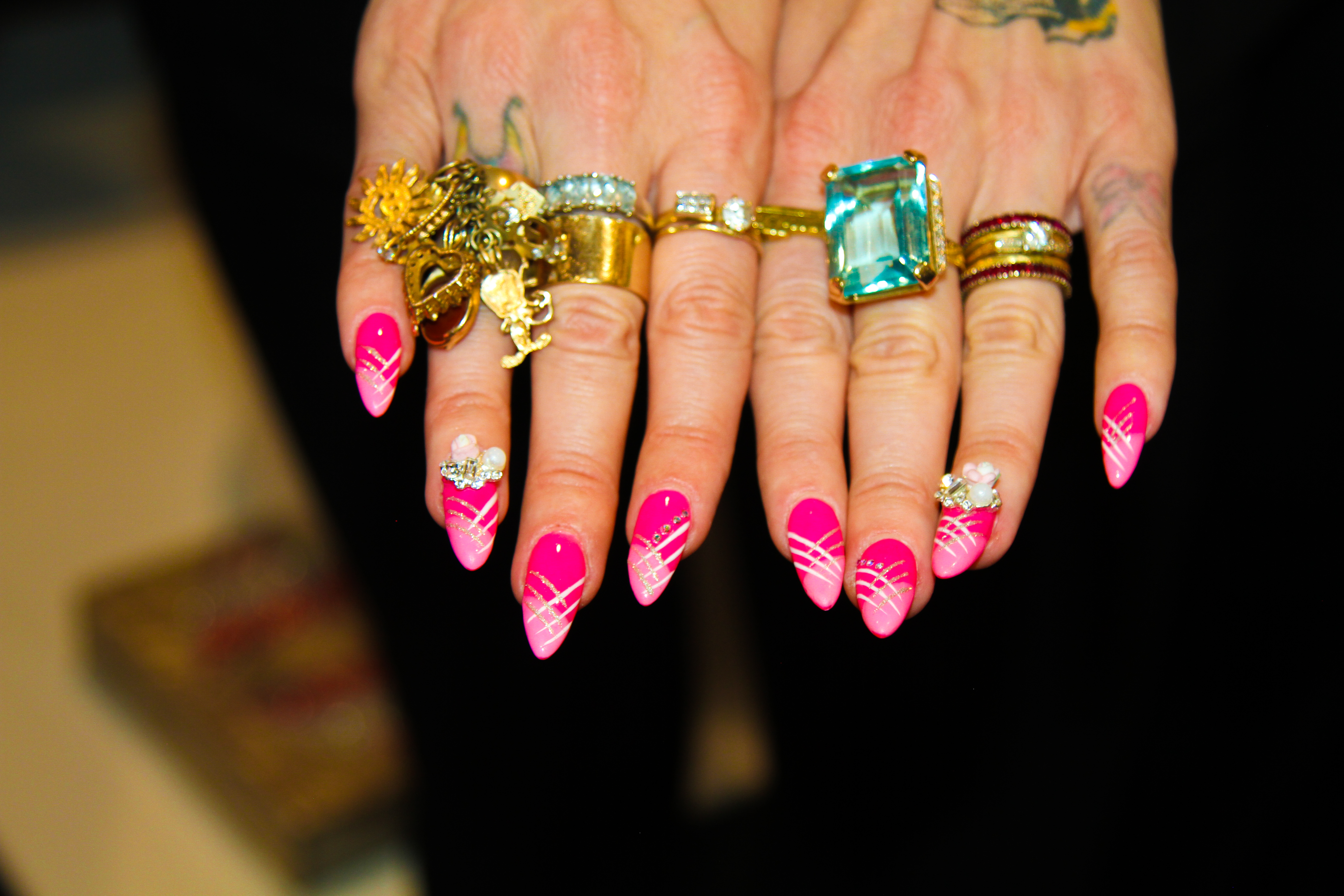 Dime Nails LA