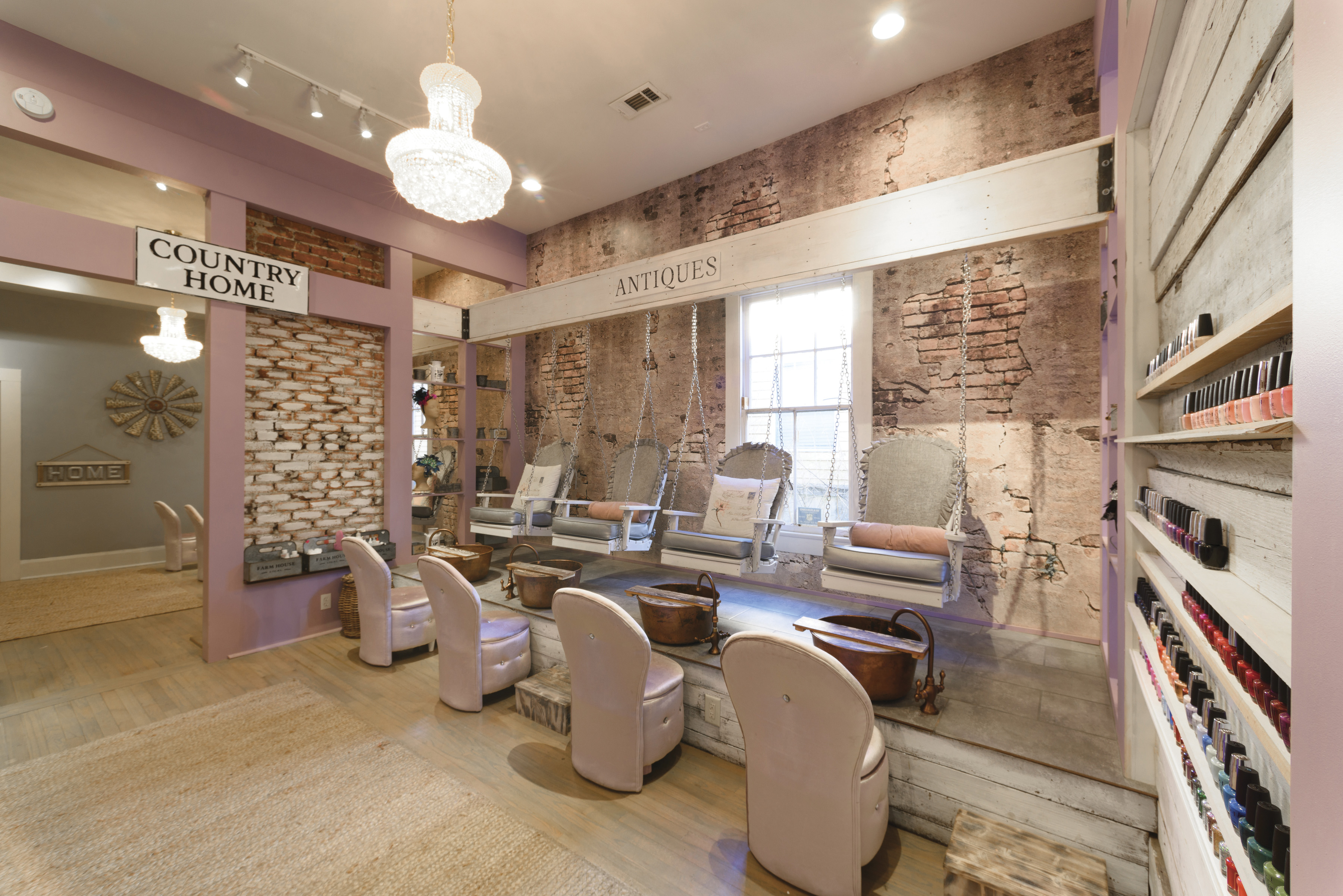 southern swings nail bar & spa