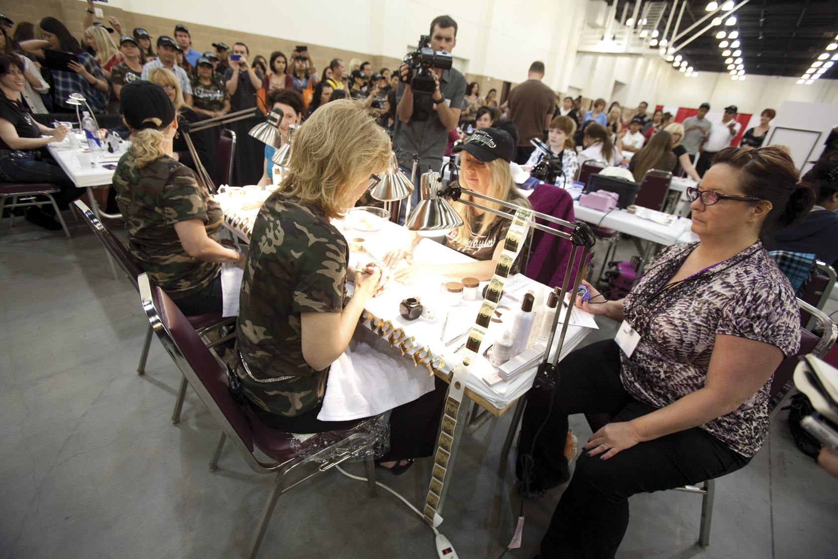 nailpro competition