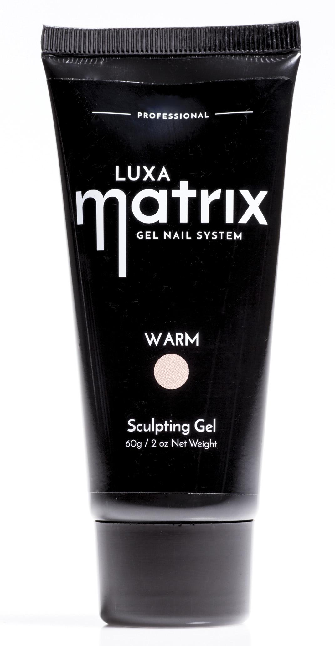 luxapolish tube gel