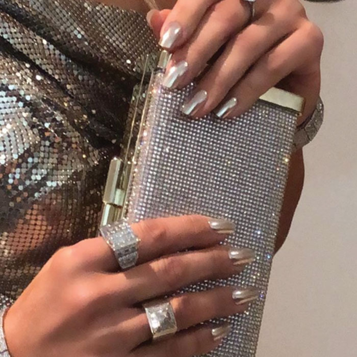 Jennifer Lopez nails