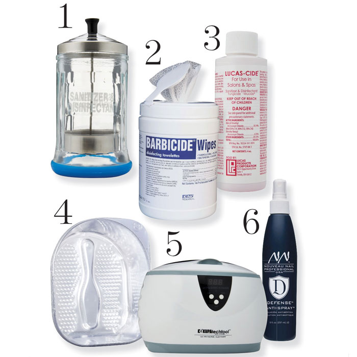 Proper Sanitation Protocols Can Make or Break Your Salon - Nailpro