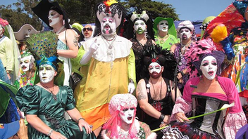 "#11 Parade, Holiday Event & Fair The colorful event outgrew its original home in Dolores Park and moved to Golden Gate Park in 2013. The unusual celebration includes an Easter bonnet contest alongside burlesque performances. Also popular: the ""Hunky Jesus"" and ""Foxy Mary"" contests. Next: March 27, 2016"