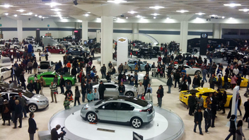 #1 Trade Show & Convention The massive auto show turns 58 this year and features more than 800 vehicles from 37 manufacturers. The event fills 1.2 million square feet of the Moscone Center. Next: November 21-29, 2015