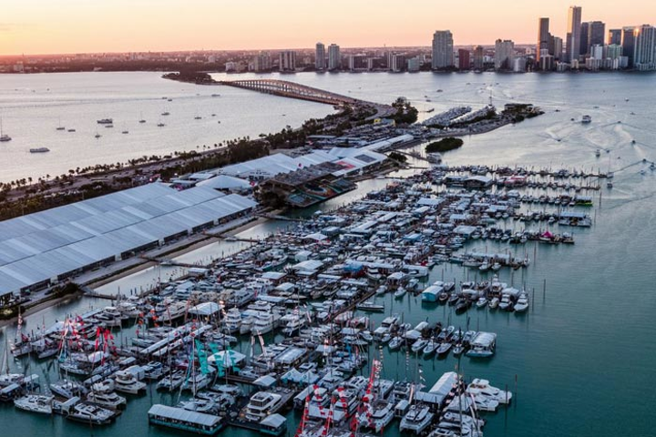 #2 Trade Show, Expo & Convention (up from #3) In its 77th year, Progressive Miami International Boat Show over President's Day weekend welcomed 1,100 exhibitors, 1,400 boats, and more than 97,000 visitors to Miami Marine Stadium Park & Basin off Key Biscayne. New to 2018 was the addition of sailboats, catamarans, and sailing gear under the umbrella Strictly Sail Miami. The influx of boat enthusiasts sprouts corresponding events like Miami Yacht Show along in Miami Beach along Collins Avenue waterway. More than $3 billion in product was on display this year. Larry Berryman, the manager of the Miami International Boat Show, estimated that the show brings $854 million into Florida's economy. Next: February 2019