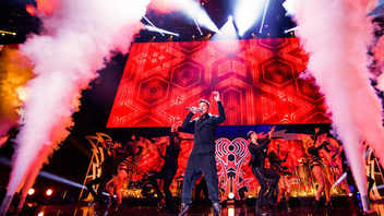 #11 Music, Theater & Dance Event (up from #12) A sold-out crowd took in the sounds of Ricky Martin, Gente De Zona, Camila Cabello, Luis Fonsi, Diplo, and more at AmericanAirlines Arena. Organizers say millions more viewed a live stream and broadcast of the concert. During the festival, Martin received the second annual iHeartRadio Premio Corazon Latino Award by iHeartRadio and Enrique Santos for his relief support following Hurricane Maria and his work fighting human trafficking. Next: Fall 2018