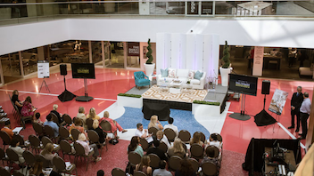#7 Art & Design Event The Design Center's facility in Dania Beach is home to two markets annually, featuring workshops and discussions led by design-industry pros: Everything from licensing partnerships to rug trends to spa design is up for discussion. The Winter Market in February, followed by the fall market in November. The 2018 Winter Market focused on commerce and creativity in the digital age. Next: November 8, 2018