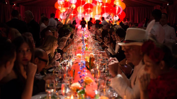 #16 Benefit In December, the Bass Museum of Art hosted its first gala after its $12 million renovation, welcoming over 200 art patrons, philanthropists, and collectors. Chanel presented the soiree, which announced a recent major gift of $500,000 by Riccardo and Tatyana Silva toward the institution's endowment fund. The evening featured cocktails in Collins Park, a performance by Lion Babe, and an elegant dinner and after-party. The night brought in $860,000 for the museum. Next: December 2018