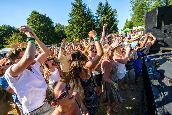 The Timber! Music Festival takes place in Carnation, Washington, July 11-13.
