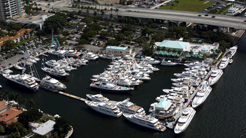 "New to the list Fort Lauderdale A record 110,000 boating professionals and enthusiasts attended this show in Fort Lauderdale, the ""Yachting Capital of the World,"" in 2018, making it the largest in-water boat show in the world. The event spans six locations totaling more than three million square feet of event space. This year will mark the 60th edition of the event. Next: October 30-November 3, 2019"