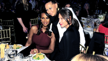 Fashion Group International's Night of Stars Gala recognizes outstanding design talent, which in 2019 included Rick Owens, Brandon Maxwell, Donna Karan, and Iman, among others. The 600-person guest list at this aptly named event at Cipriani Wall Street included celebrities like Kanye West and Kim Kardashian West, Vera Wang, and Nina Garcia. Next: October 29, 2020