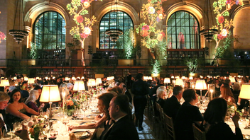 The 2020 Library Lions gala will signal the culmination of a year-long celebration of the New York Public Library's 125th anniversary. The event will return to the Stephen A. Schwarzman Building on Fifth Avenue. Five hundred guests are expected to gather to celebrate the newest pride of Library Lions: author Chimamanda Ngozi Adichie and philanthropic leader Darren Walker, who join the ranks of past honorees including Gloria Steinem, Nelson Mandela, and Oprah Winfrey. Last year's event generated nearly $2.8 million to support the New York Public Library system. Next: October 5, 2020