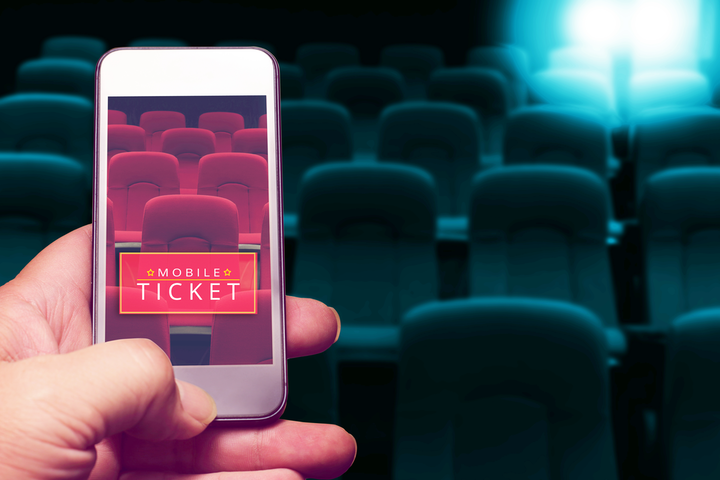 E-tickets are among the strategies planners said they plan to use to create more sustainable events.