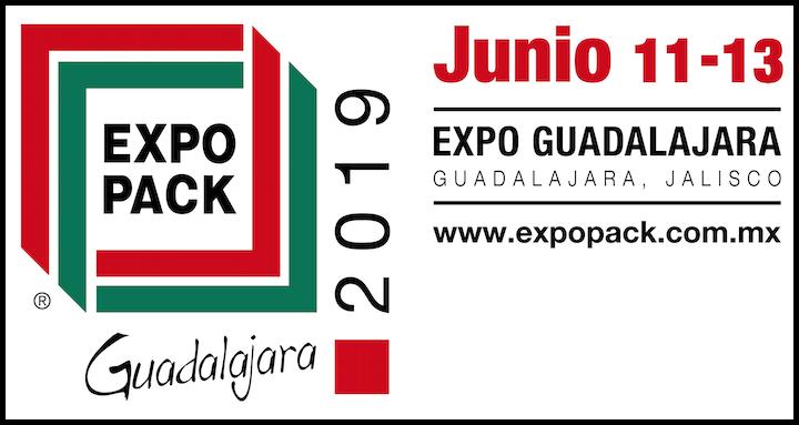 EXPO PACK Guadalajara 2019 reunirá a más de 800 proveedores de soluciones tecnológicas para envasado y procesamiento.