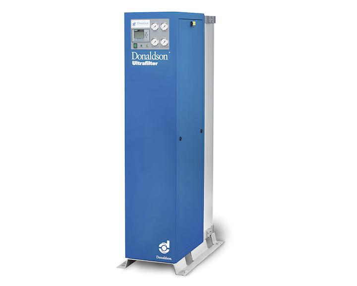 El sistema produce nitrógeno gaseoso a partir de aire comprimido en sitio y, según el fabricante, ofrece una alternativa rentable y sostenible.
