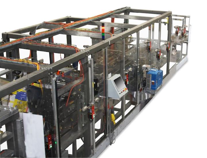 Encajadora de alta velocidad con movimiento continuo se verá en EXPO PACK México 2020